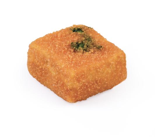Mozzarella in carrozza da forno
