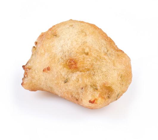 Frittelle patate e rosmarino