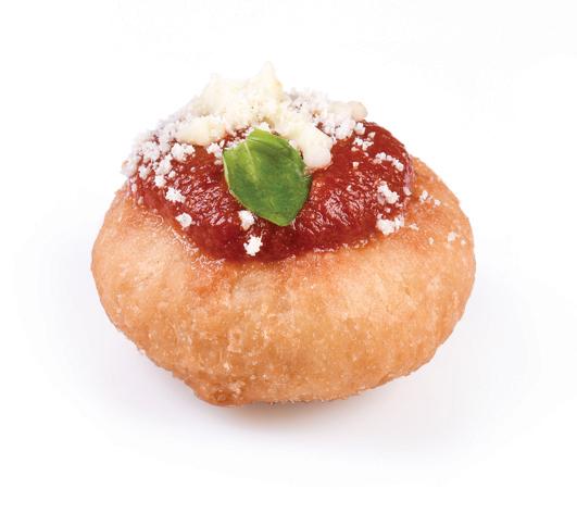 Pizzetta montanara