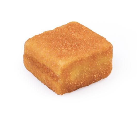Tramezzino cotto e formaggio da forno